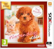 Nintendogs +Cats: Zwerg Pudel & Neue Freunde (3DS)