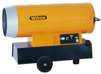 Wilms B 350 Heissluftturbine