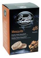 Bradley Smoker Aromabisquetten (Mesquite)