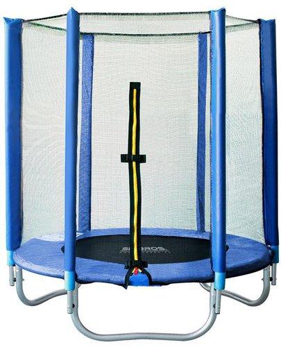 sixbros trampolin 430 cm preisvergleich ab 227 05. Black Bedroom Furniture Sets. Home Design Ideas