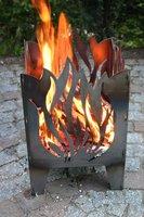 SvenskaV Flamme XXL Feuerkorb