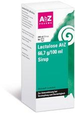 AbZ Lactulose 66,7 g/100 ml Sirup (200 ml)
