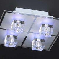 Wofi Zixi LED Ceiling 4