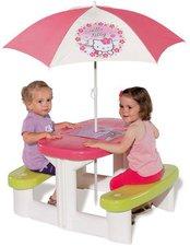 Smoby Winnie Pooh Picknicktisch mit Sonnenschirm