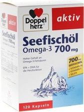 Doppelherz Seefischöl Omega 3 700mg Kapseln (PZN 6583646)
