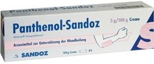 Sandoz Panthenol 5 g/100 g Creme (100 g)