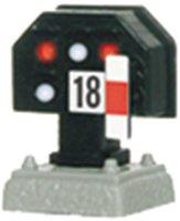 Viessmann Licht-Gleissperrsignal (4018)