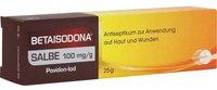 Mundipharma Betaisodona Salbe (25 g)