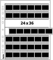 Hama Negativhüllen, 24 x 36 mm, Pergamin matt
