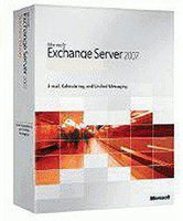 Microsoft Exchange Server 2007 64Bit (5 User) (DE)