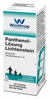 Winthrop Panthenol 5% Lichtenstein Loesung (500 ml)