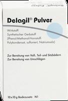 Dermapharm Delagil Pulver (10 x 10 g)