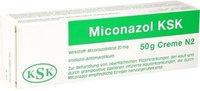KSK Miconazol Creme (50 g)
