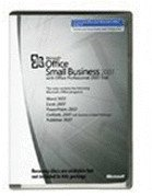 Microsoft Office 2007 Small Business Edition MLK/OEM (EN)