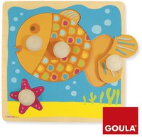 Jumbo Holzpuzzle Fisch