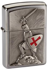 Zippo Collector themes Crusade Victory