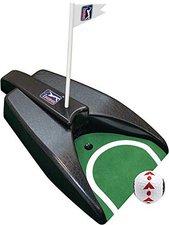 PGA Tour Putting Matte mit automatischem Ballrücklauf