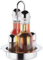 Cilio Menage Essig, Öl, Salz und Pfeffer 4 tlg.