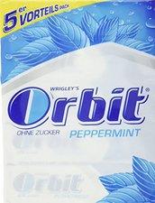 Wrigley Orbit Peppermint (5 x 5 Streifen)