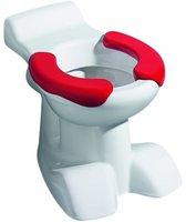Keramag Kind/Baby Tiefspül-WC Kind mit 2-teil. Sitzfl. Rot (212010)