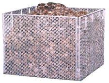 Brista Silo Komposter 80x80x70 cm