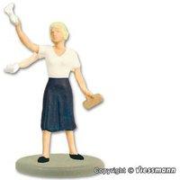 Viessmann Winkende Frau mit bewegtem Arm (5055)