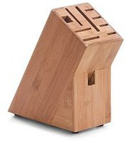 Zeller Messerblock Bamboo (25319)