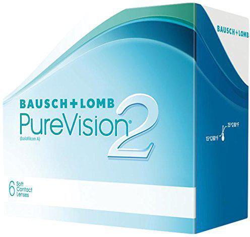 bausch lomb purevision 2 hd ab 14 57 im preisvergleich. Black Bedroom Furniture Sets. Home Design Ideas