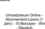 Haufe Verlag Umsatzsteuer (DE) (10 User)