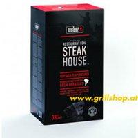 Weber Steak House Premium Restaurant Coal 3 kg