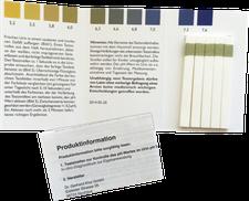 Dr. R. Pfleger Teststreifenheft z. Bestimmung Urin PH-Wert (50 Stück)