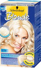 Schwarzkopf Blonde Extrem Aufheller (L1+)