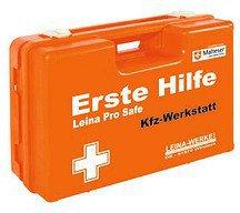 Leina-Werke Erste-Hilfe-Koffer KFZ-Werkstatt blau