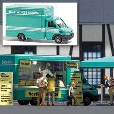 Busch Verkaufswagen für Bratwürste (5422)