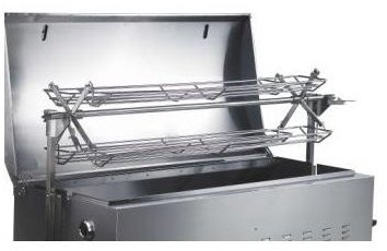 tepro 4 fach grillkorb f r h hnchen preisvergleich ab 199. Black Bedroom Furniture Sets. Home Design Ideas