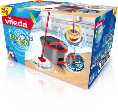 Vileda Easy Wring und Clean  Wischmop Set
