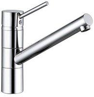 Kludi Scope XL Spültisch-Einhandmischer (Chrom, Hochdruck, 339300575)