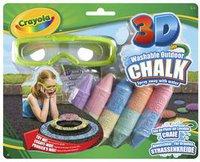 Crayola 3D Straßenkreide (51-3505)