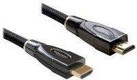 DeLock 82738 Kabel High Speed HDMI mit Ethernet A-A gerade/gerade (3,0m)