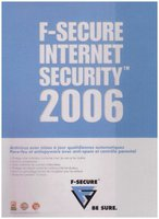 F-Secure Internet Security 2006 (Win) (FR)