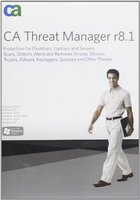 Computer Associates Threat Manager 8.1 Upgrade (5 User) (Multi)