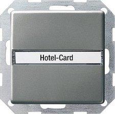 Gira Hotel-Card-Taster mit Beschriftungsfeld (014020)