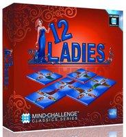 Dr Wood Mind Callenge Games - 12 Ladies