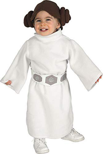 Rubies Prinzessin Leia Kinderkostüm
