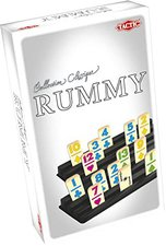 Tactic Games Classic Rummy - Travel Edition (englisch)