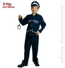 Gurimo-Tex Kinderkostüm Polizist