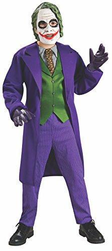 Rubies Kinderkostüm Der Joker Deluxe