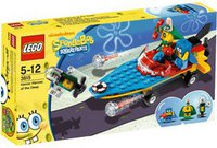 LEGO SpongeBob Heroic Heros of the Deep 3815