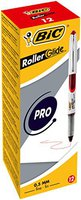 BIC 537.R Liquid-Ink-Roller 0,3 mm rot
