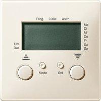 Merten Jalousie-Zeitschaltuhr mit Sensoranschluss (585144)